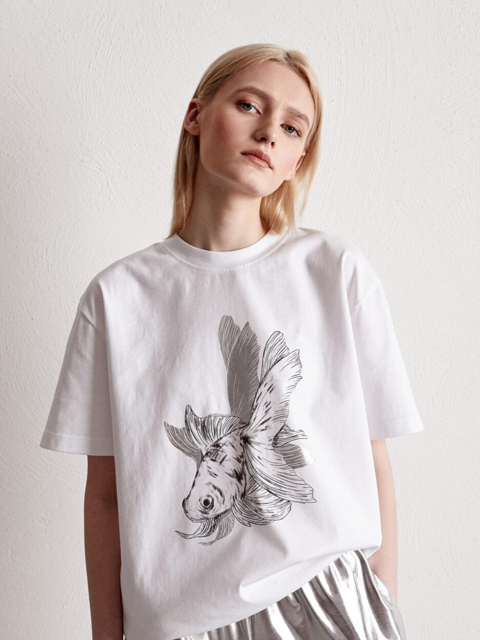 T-shirt ''CARASSIUS''
