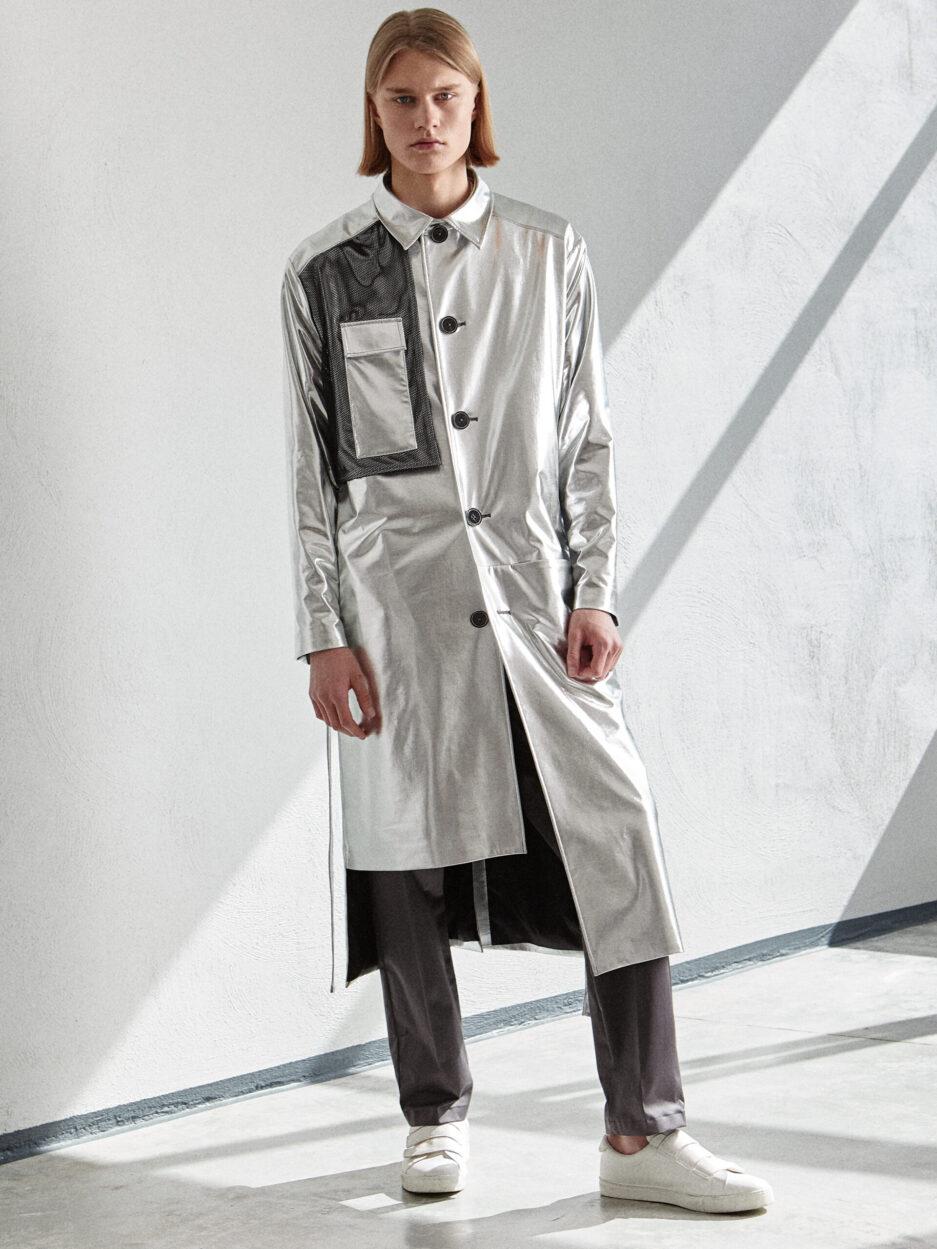 Coat ''STAUROGYNE''
