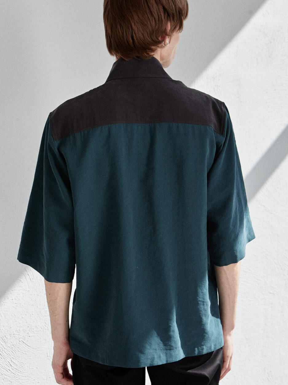 Short-sleeved shirt ''ANUBIAS''